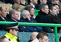 :: RANGERS MANAGER WALTER SMITH WATCHES FROM THE STAND ::