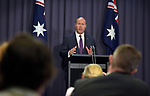 Treasurer Josh Frydenberg at a press conference in response to the releasing of the Banking Royal Commission findings at Parliament House in Canberra, Monday, February 4, 2019.Photographer: Mark Graham/Bloomberg