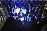 SAO PAULO, SP, 15.12.2014 - INAUGURAÇÃO - CENTRO INTEGRAÇÃO -  O governador de São Paulo, Geraldo Alckmin, inaugura o Centro de Integração da Cidadania do Imigrante, na Barra Funda, zona oeste da capital paulista, nesta segunda-feira (15). (Foto: Bruno Ulivieri / Brazil Photo Press)