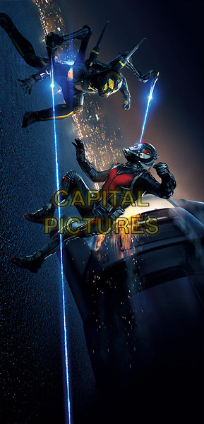 Ant-Man (2015) <br /> Promotional art<br /> *Filmstill - Editorial Use Only*<br /> CAP/KFS<br /> Image supplied by Capital Pictures