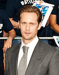LOS ANGELES, CA - MAY 10: Alexander Skarsgard attends the Los Angeles premiere of 'Battleship' at Nokia Theatre L.A. Live on May 10, 2012 in Los Angeles, California.