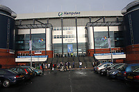 Ayr United v Kilmarnock Scottish Communities Cup Semi Final 280112