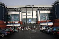 Ayr United v Kilmarnock Scottish Communities Cup Semi Final 280112