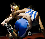 A photo from the Division 1 NIAA Region Wrestling  Championship on Saturday afternoon, February 2, 2013 at Reno High School.