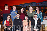 Friends enjoying a night out in Restaurant Uno<br /> Seated l-r, Dara Lennihan, Kalin Sweeney, Tasha Norris, Emmet Delaney, <br /> Standing l to r, Shane Murphy, Sean Walsh, Abbie Cambell, Isabel Doody and Katie Clarke.