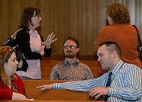 Louisville Presbyterian Theological Seminary's Engagement Week 2013.