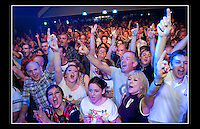 The Audience - The Chords - The Garage, Highbury corner, Islington, London N1 - 21st August 2010