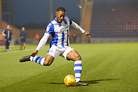 Ryan Jackson of Colchester United prepares to cross during Colchester United vs Exeter City, Sky Bet EFL League 2 Football at the JobServe Community Stadium on 24th November 2018