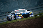 KCMG, #51 Audi R8 LMS GT3, driven by Go Max, Toru Tanaka and Tetsuya Tanaka in action during the Free Practice 1 of the 2016-2017 Asian Le Mans Series Round 1 at Zhuhai Circuit on 29 October 2016, Zhuhai, China.  Photo by Marcio Machado / Power Sport Images