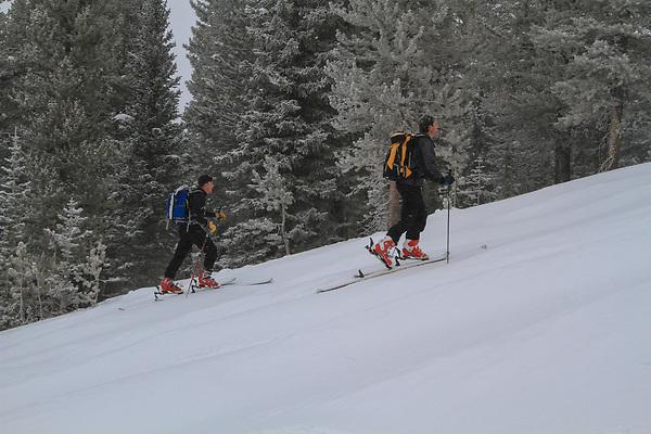 Ski mountaineering, Colorado