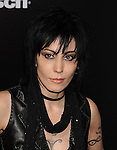 HOLLYWOOD, CA. - March 11: Musician Joan Jett arrives at the Los Angeles Premiere of The Runaways at ArcLight Cinemas Cinerama Dome on March 11, 2010 in Hollywood, California.