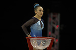 British Gymnastics Championships 2017<br /> The Liverpool Echo Arena<br /> Emily Thomas Pen-y-Bont Gymnastics Club<br /> 25.03.17<br /> &copy;Steve Pope - Sportingwales