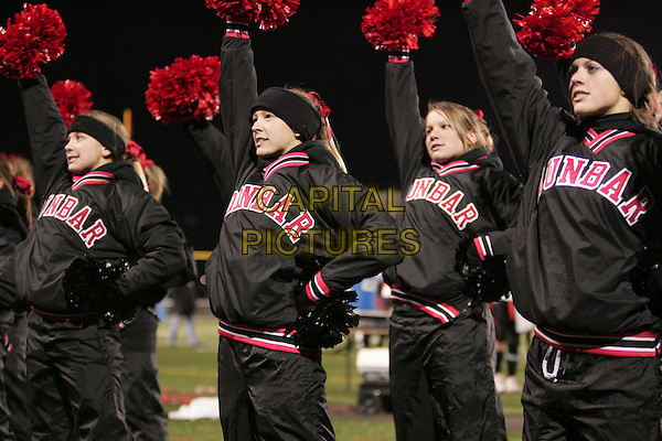 CURTNEY, RYAN, HANNAH & JORDAN.in Cheerleader Nation.*Editorial Use Only*.Ref: FB.www.capitalpictures.com.sales@capitalpictures.com.Supplied by Capital Pictures.