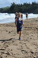 2016 XTERRA Maui - Trail Run - Beach