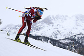 8th December 2017, Biathlon Centre, Hochfilzen, Austria; IBU Biathlon World Cup; Anton Shipulin