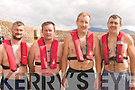 3529-3531.---------.Row your boat.-------------.Winner's of the main men's 4 hand race at the Brandon Regatta last Sunday were L-R Mehall Leary,Pat Foley,Declan and Tommy Griffin all from the Maheree's.