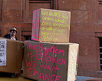 Occupy Sydney Day 84
