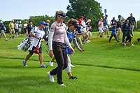 Brooke M. Henderson (CAN) heads down 12 during the round 3 of the KPMG Women's PGA Championship, Hazeltine National, Chaska, Minnesota, USA. 6/22/2019.<br /> Picture: Golffile | Ken Murray<br /> <br /> <br /> All photo usage must carry mandatory copyright credit (© Golffile | Ken Murray)