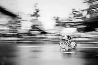 Rick Zabel (DEU/Katusha) speeding along<br /> <br /> 104th Tour de France 2017<br /> Stage 1 (ITT) - Düsseldorf › Düsseldorf (14km)