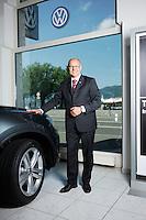 Portrait und Interview mit Morten Hannesbo Chef der Amag, AMAG Automobil- und Motoren AG im Hauptsitz am Utoquai 49, am Freitag 25.05.12 <br /> <br /> Copyright &copy; Zvonimir Pisonic