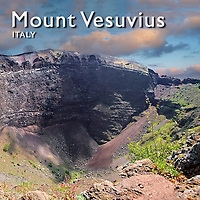 Pictures of Mount Vesuvius. Images & Photos of Vesuvius Volcano