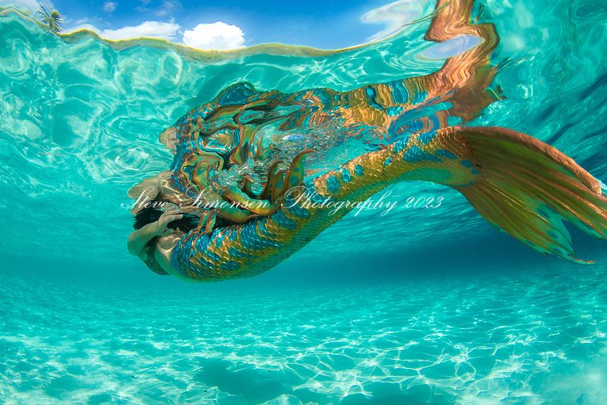 Mermaid Crystal<br /> Virgin Islands