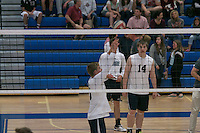 2015 Boys High School Volleyball