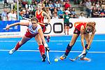 Spain vs Canada