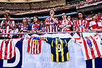 during the La Liga match between Atletico Madrid and Eibar at Wanda Metropolitano Stadium on May 20, 2018 in Madrid, Spain. Photo by Diego Souto / Power Sport Images
