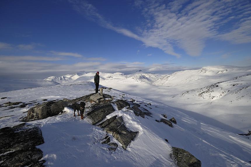 Trollheimen,Norway