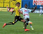 Floridablanca- Alianza Petrolera y Huila empataron 0-0 este 31 de agosto en el partido correspondiente la fecha 7 del Torneo Clausura 2014, desarrollado en el estadio Álvaro Gómez Hurtado.