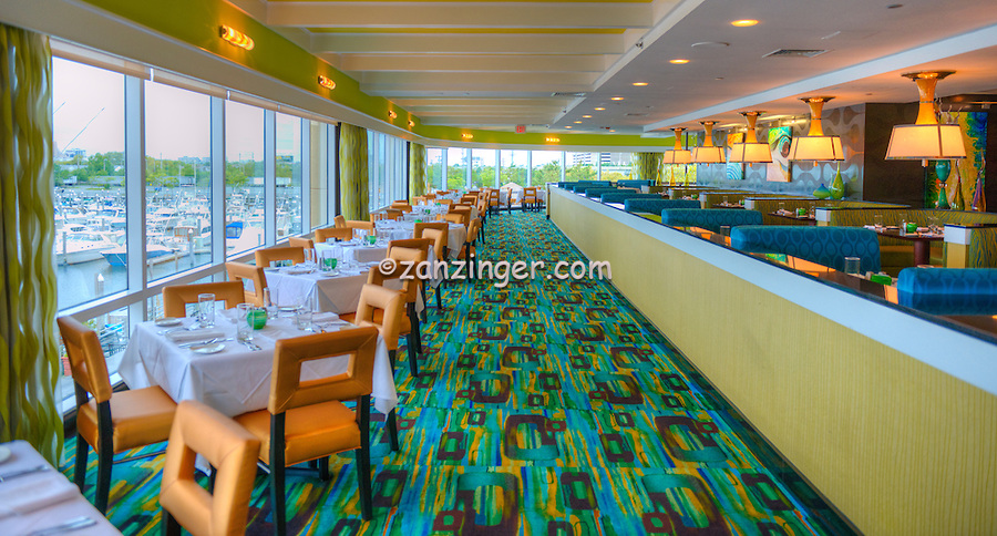 Golden Nugget Restaurant, Atlantic City World-famous Boardwalk, Sand, Resort hotels,  Architecture;  New Jersey; Seaside Resort;