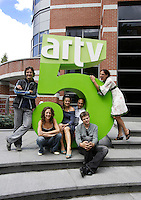 the launch of ARTV fall 2006 Programmation, August 26 2006 at Ex-Centris<br /> Photo by Pierre Roussel / Images Distribution