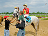 Wicked Mizz winning The Go For Wand Stakes at Delaware Park on 6/11/12