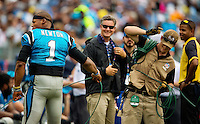 A preseason match up between the Carolina Panthers vs. The Tennessee Titans at Nissan Stadium in Nashville, TN.<br />