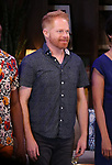 Jesse Tyler Ferguson during the Opening Night Performance Curtain Call for the Playwrights Horizons world premiere production of 'Log Cabin' on June 25, 2018 at Playwrights Horizons in New York City.
