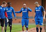 090511 Rangers training