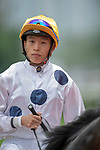 SHA TIN, HONG KONG – APRIL 28: Golden Sixty, ridden by Vincent Ho wins the FWD Insurance Act Private Handicap on FWD Champions Day at Sha Tin Racecourse in Hong Kong. Michael McInally/Eclipse Sportswire/CSM