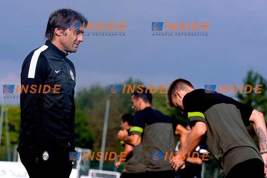 Antonio Conte Juventus.Vinovo - Torino 01/10/2012 Juventus Center Vinovo.Football Calcio 2012/2013.Allenamento Juventus.Foto Federico Tardito Insidefoto.