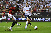 2019 ICC Pre Season Football Tottenham v Man United Jul 25th
