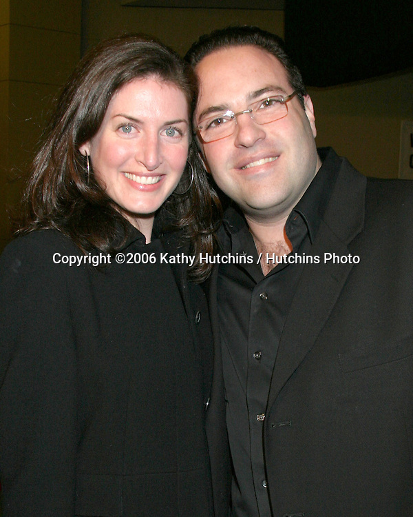 "Scott Nemes & Guest.""Black Christmas"" LA Premiere.Mann's Chinese 6 Theaters.Los Angeles, CA.December 19,  2006.©2006 Kathy Hutchins / Hutchins Photo...."