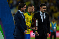 Rio de Janeiro (RJ), 07/07/2019 - Copa América / Final / Brasil x Peru -  Everton do Brasil durante partida contra o Peru jogo válido pela Final da Copa América no Estádio do Maracanã no Rio de Janeiro neste domingo, 07. (Foto: Alisson Frazão/Brazil Photo Press)