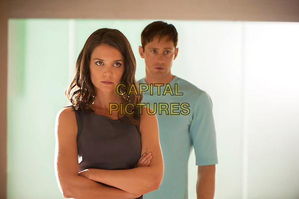 Katie Holmes, Alexander Skarsgard<br /> in The Giver (2014) <br /> *Filmstill - Editorial Use Only*<br /> CAP/FB<br /> Image supplied by Capital Pictures