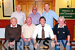 Raymond Roche, Tom Foran, Peter Murphy, Sean Oz, Tom O'Dowd,Gerry Green, Michael Counihan. Rattoo Rovers on Tour in Stokers Lodge on Saturday after winning the Div 2 Final on Friday