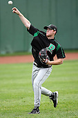June 13th 2008: Pitcher Curtis Partch of the Dayton Dragons, Class-A affiliate of the Cincinnati Reds, during a game at Stanley Coveleski Regional Stadium in South Bend, IN.  Photo by:  Mike Janes/Four Seam Images