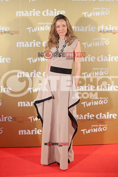 Miriam de Ungria attends Marie Claire´s XII Fashion Prix ceremony in Madrid, Spain. November 19, 2014. (ALTERPHOTOS/Victor Blanco)