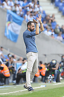 2nd November 2019; RCDE Stadium, Barcelona, Catalonia, Spain;La Liga Football, Real Club Deportiu Espanyol de Barcelona versus Club de Futbol Valencia;  Pablo Machin coach of RCD Espanyol- Editorial Use