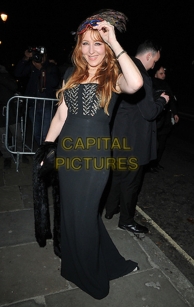 Charlotte Tilbury at the Animal Ball 2016 hosted by the Elephant Family, Victoria House Basement, Bloomsbury Square, London, England, UK, on Tuesday 22 November 2016. <br /> CAP/CAN<br /> &copy;CAN/Capital Pictures