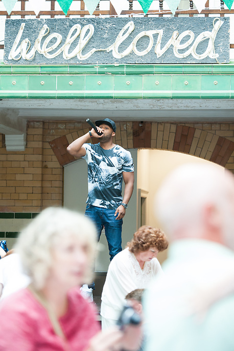 Images from the Ward 84 Party at Victoria Baths, Manchester in support of the children and young people of Ward 84 - Manchester Children's Hospital Oncology and Hematology ward. Profits from print sales of any of these photographs will be used in supporting the organisation.