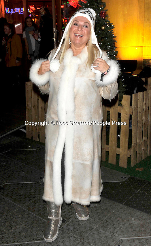 London - Winter Wonderland VIP Opening Night t Hyde Park, London - November 17th 2011..Photo by Ross Stratton